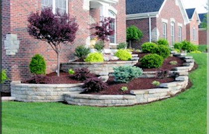 Landscape pictures by 4 seasons outdoors landscaping company for Landscape design michigan